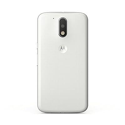 Moto G, 4th Gen (White, 16GB)
