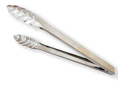 Arpita Gifts Heart Slot Utility Tong (12 IN, 100 Gms)