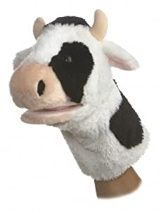 "Aurora World 10"" Cow Puppet from Aurora World"