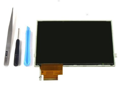 Sturdy and strong LCD Screen for SONY PSP 2000 with Backlight + 3 pieces Tool Kit