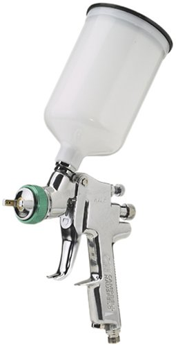 Campbell Hausfeld DH7900 HVLP Gravity Feed  Spray Gun