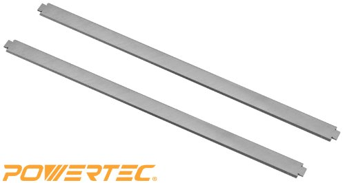 POWERTEC HSS Planer Blades for Ridgid 13