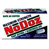 NoDoz Maximum Strength NoDoz, Caplets 60 ea