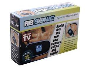 AB Sonic Electronic Massage Belt