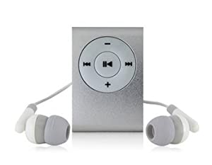 Clip MP3 Player with TF card slot (Sever)