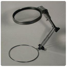 Folding Stand Magnifier with LED Light - Mag - Model 565838