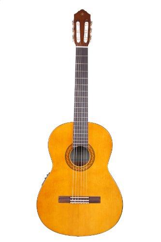 Yamaha CX40II Guitares Électro-Acoustique Classique 4/4 6 Cordes - Bois Naturel