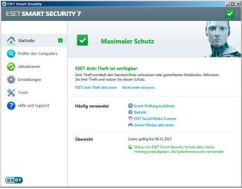 bewährte Antivirus- & Antispyware-Technologie