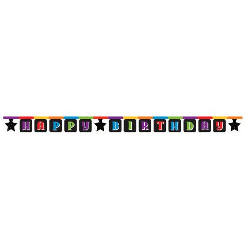 Birthday Milestones Jointed Banner (1 ct) - 1