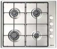 Built-in Gas Hob in Stainless Steel