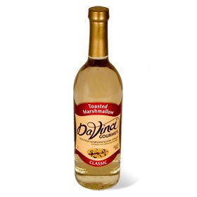 Da Vinci Toasted Marshmallow Syrup, 750 ml Bottle