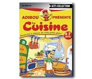 Adibou présente la cuisine