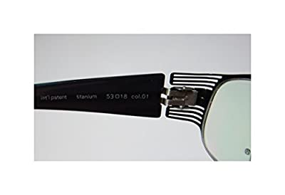 Urband Entrevue Mens/Womens Optical Designer Full-rim Eyeglasses/Eye Glasses