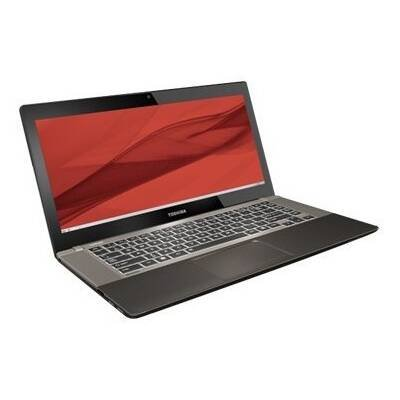 Toshiba Satellite U845W-S414P 14.4 LED Ultrabook Intel Core i7-3517U 1.9 GHz 6GB DDR3 256GB SSD Intel HD Graphics 4000 Bluetooth Windows 7 Skilled 64-bit Midnight Silver Aluminum