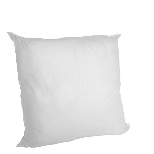 Buy Bargain Mybecca 20 X 20 Sham Stuffer Square Hypoallergenic Pillow Insert Polyester, White