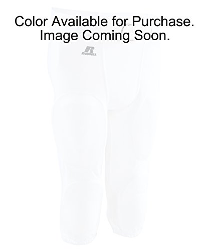 Russell Athletic Men's Practice Pant - BLK - L (Adult Football Pants compare prices)