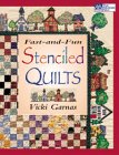 Fast-And-Fun Stenciled Quilts