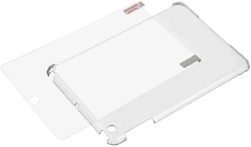AmazonBasics - Cover posteriore per Apple iPad mini, compatibile con Smart Cover