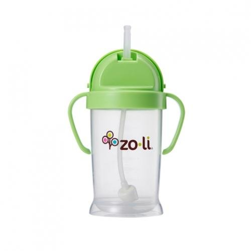 Imagen de Zoli BOT XL Straw Sippy Cup (Verde) - 9 oz