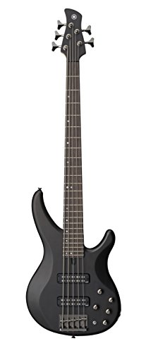 Yamaha TRBX505 TBL 5-String Premium Electric Bass Guitar