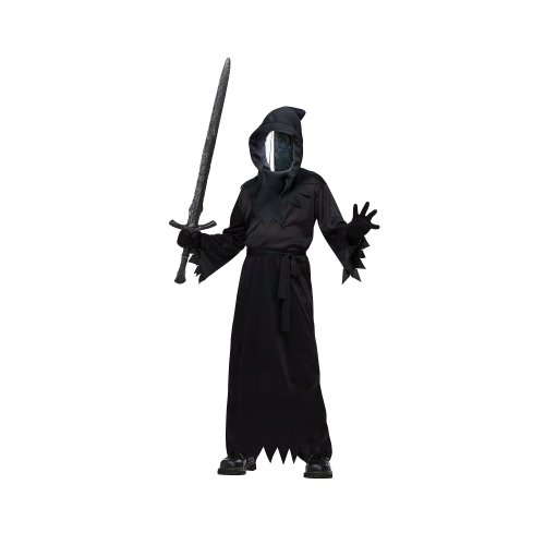 Totally Ghoul Boys Large 12-14 Mirror Ghoul Costume