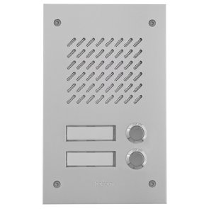 Türsprechanlage PrestigeKIT 02 silber/weiß BalcomCTC  BaumarktKritiken und weitere Infos