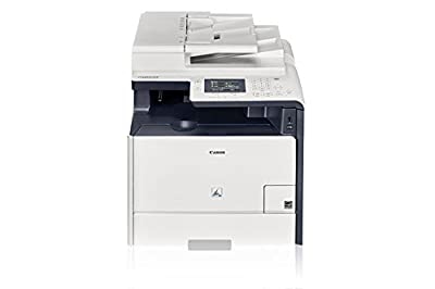 Canon imageCLASS MF729Cdw Wireless Colour All-in-One Laser Printer with Duplex Scanner, Copier, Fax and Auto Document Feeder