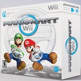 New Nintendo With Mario Kart Wheel Wii Racing