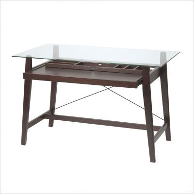 Buy Low Price Comfortable Tribeca Computer Desk (B004I5OMEI)
