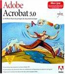 Acrobat 5.0 Standard Mac French