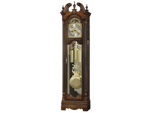 Raymond Grandfather Clock by Howard Miller - Saratoga Cherry (611182)