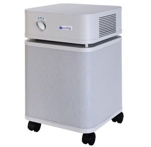 Allergy Machine Air Purifier (HM405), Color: White - 1