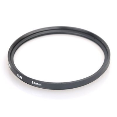 67MM Soft Focus Diffuser Filter for ANY Camera Lens with a 67MM Filter Thread