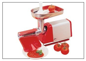 Spremy Electric Tomato Strainer