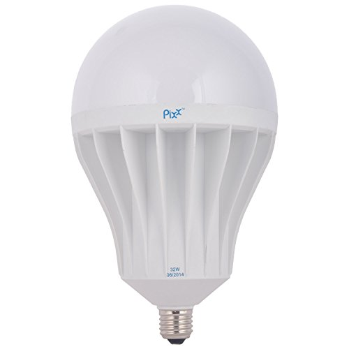 Pixx-32W-E27-Led-Bulb-(White)