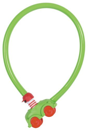ABUS-Kinder-Fahrradschloss-My-first-ABUS-grngreen-55-cm
