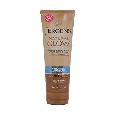 Jergens Natural Glow + Firming Daily Moisturizer Medium to Tan Skin Tones