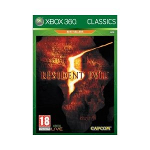 Resident Evil: 5 - Classics Edition (Xbox 360)