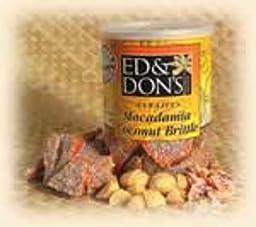 Macadamia Coconut Brittle