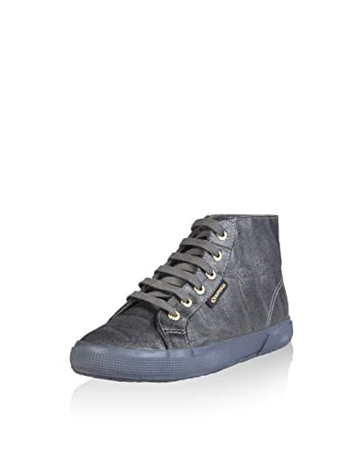 Superga Hightop Sneaker oliv