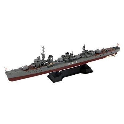 ピットロード 1/700 SPW43 日本海軍 朝潮型駆逐艦 霞 新装備パーツ付