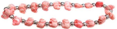 ELEPHANTZ - Pink Charm Childrens ELEPHANT Bracelet - 1