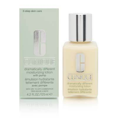 Clinique Dramatically Different Moisturising Lotion, 4.20-Ounce