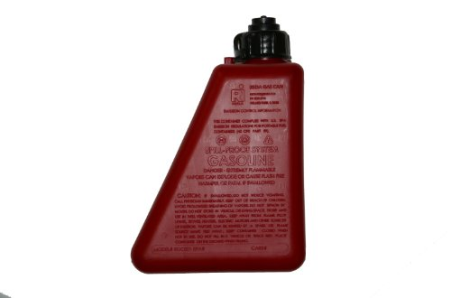 Reda Portable Motorcycle Gas Can - 1 Gallon