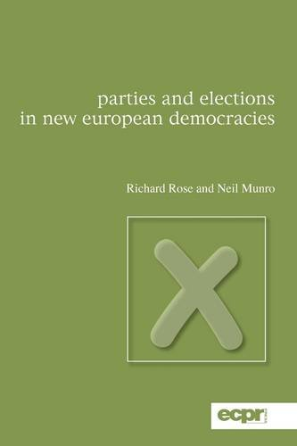 Parties and Elections in New European Democracies (ECPR Essays)