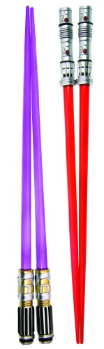 Kotobukiya Star Wars Darth Maul and Mace Windu Lightsaber Chopsticks
