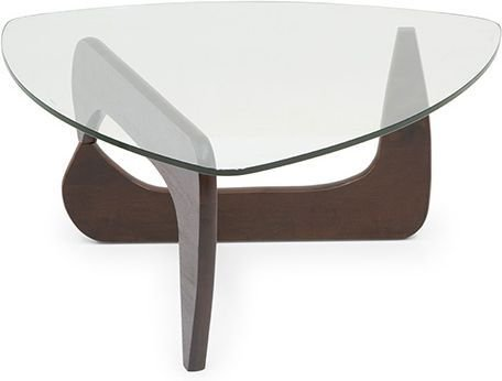 Urban Ladder Noguchi Table (Dark Walnut)