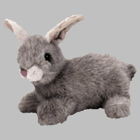 TY Classic Plush - BUTTONS the Bunny - 1