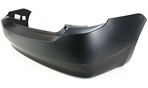 New Evan-Fischer EVA17872049040 Rear BUMPER COVER Primed Direct Fit OE REPLACEMENT for 2004-2009 Toyota Prius *Replaces Partslink TO1100239 (Prius Rear Bumper compare prices)