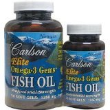 Best price finder carlson labs elite omega 3 gems fish for Carlson fish oil review